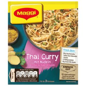 Maggi Thai-Cury mit Nudeln 34g
