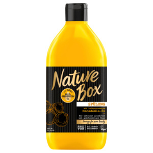 Nature Box Spülung Macadamia 385ml
