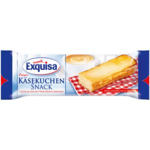 Exquisa Käsekuchen-Snack Natur 70g