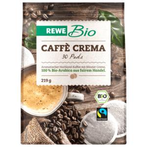 REWE Bio Kaffee-Pads 219g