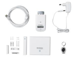 SILVERCREST® Heizen Smart Home-Starterkit HmIP-SK1-B1