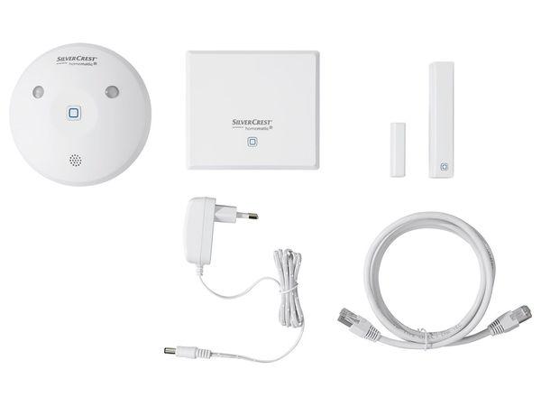SILVERCREST® Sicherheit Smart Home-Starterkit HmIP-SK2-B1