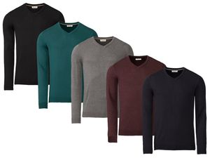 NOBEL LEAGUE® Herren Feinstrickpullover