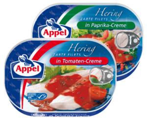 Appel Hering zarte Filets