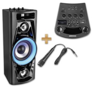MEDION Party-Sound-System