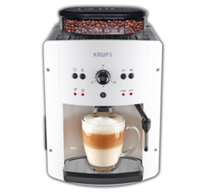 KRUPS Espresso-Kaffee-Vollautomat EA810B/8105