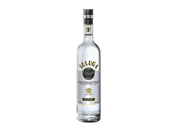 Beluga Noble Russian Vodka 40% Vol