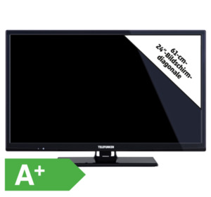 """TELEFUNKEN LED-TV 24"""" 61 cm"""