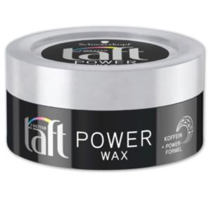 3 WETTER TAFT Power Wax