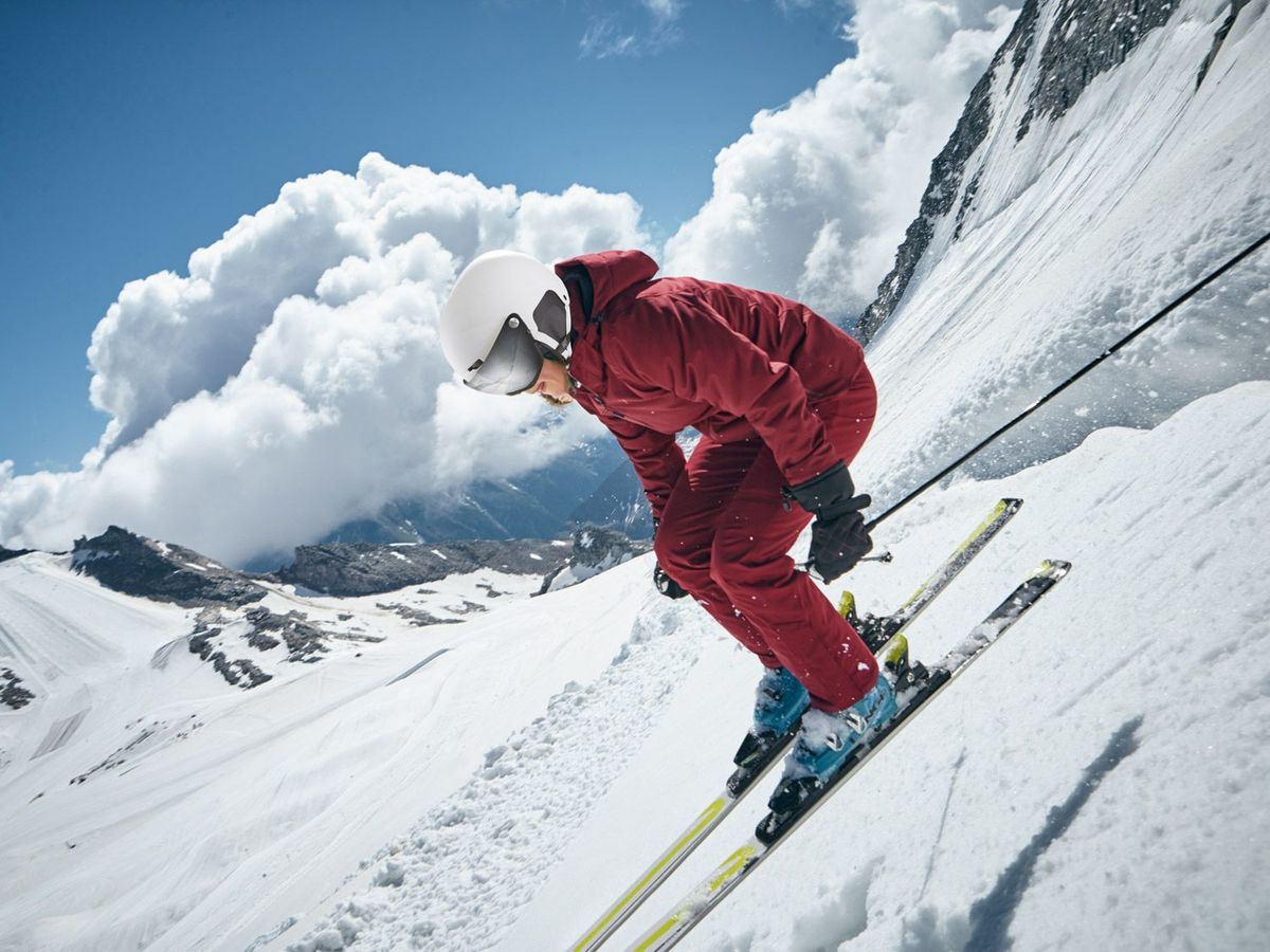 Bild 4 von CRIVIT®PRO Damen Skijacke mit RECCO®-Ortungssystem