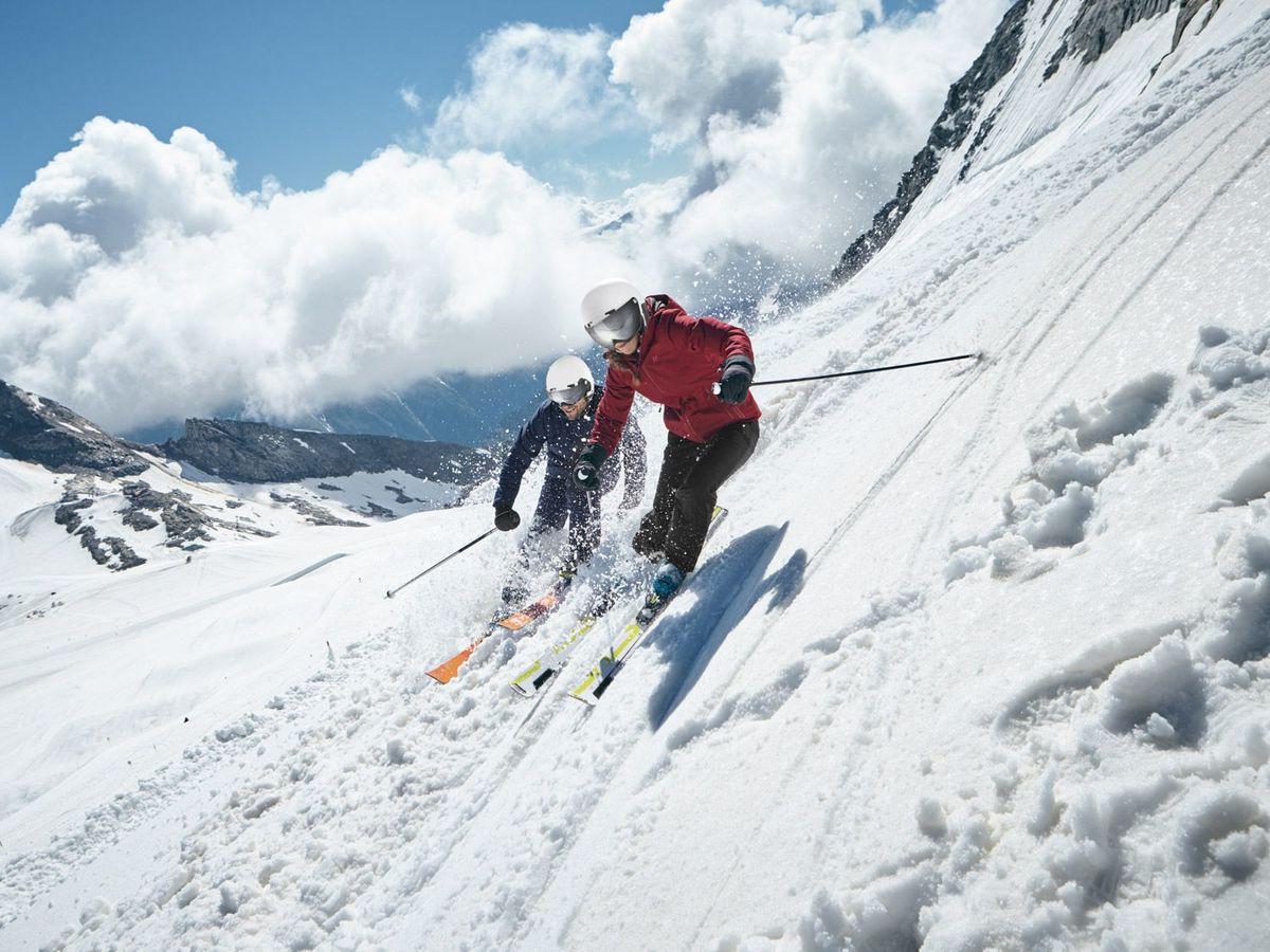Bild 5 von CRIVIT®PRO Damen Skijacke mit RECCO®-Ortungssystem