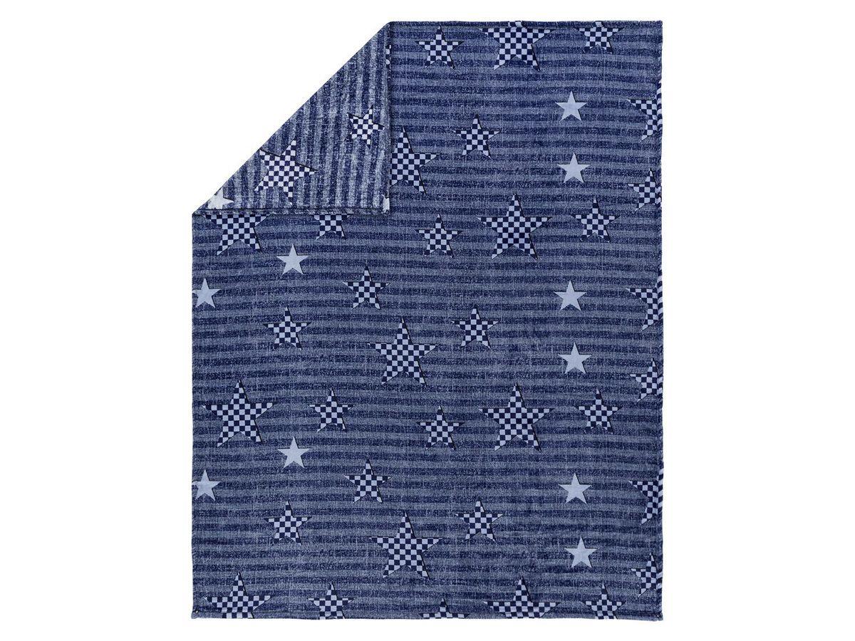 Bild 2 von MERADISO® Wohndecke, 200 x 150 cm