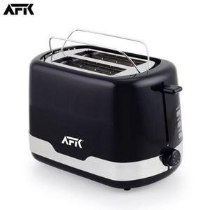 AFK Toaster ETO-850.10.2 Schwarz/Edelstahl