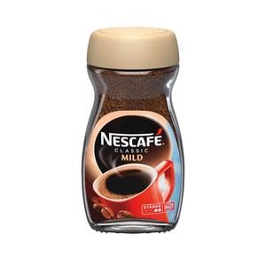 Nescafé Classic Mild | löslicher Kaffee | 200g-Glas