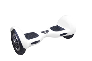 Denver DBO-10001 Hoverboard 10 Zoll, Farbe Weiß, 115101300020