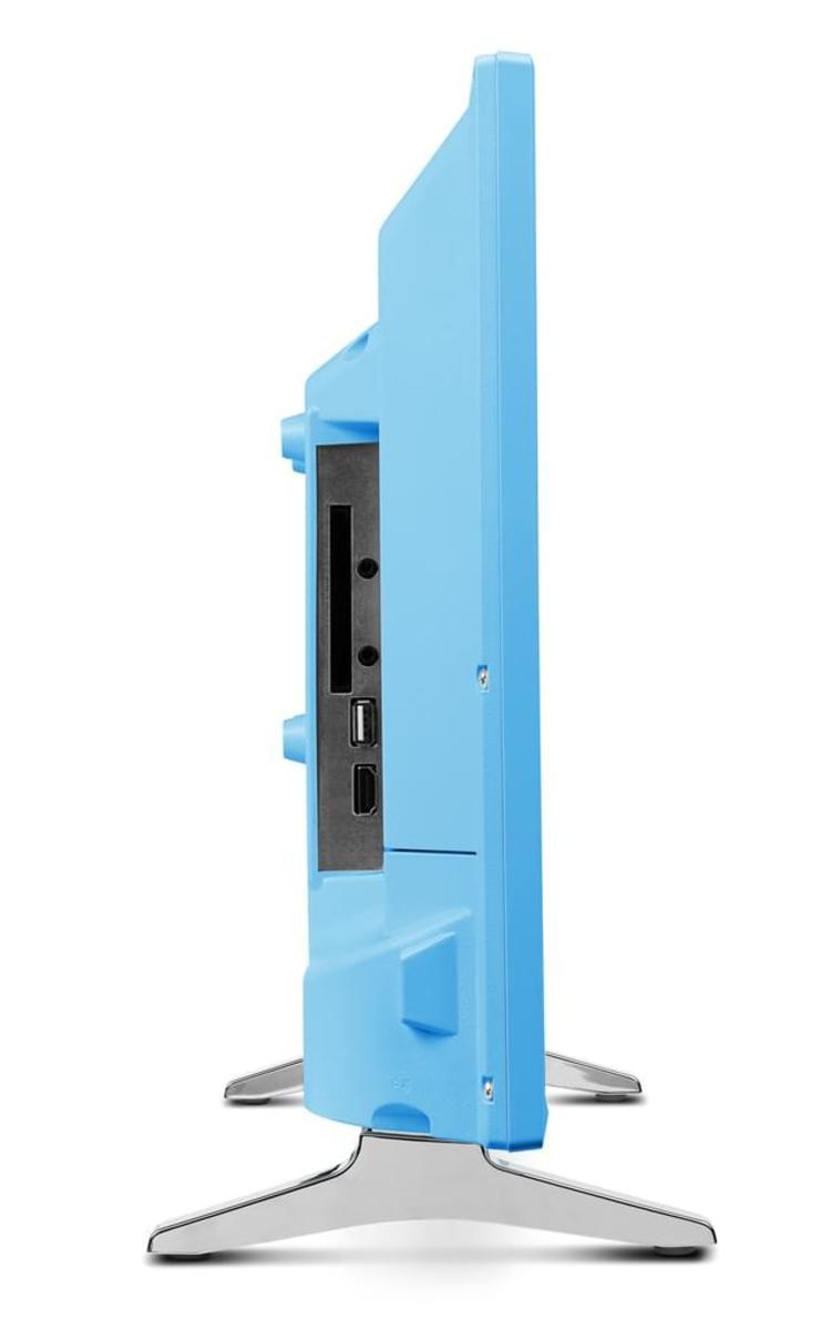 Bild 3 von Medion Full HD LED 55cm (21,5 Zoll) P13500, HD Triple Tuner, Blau