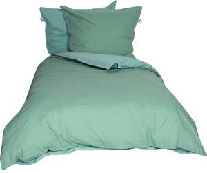 Schöner Wohnen Bettwäsche, Pina-B, 135x200cm, 2-farbig, mint