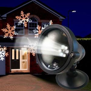 Laser-Projektor »Schneeflocke« mit Fernbedienung und Timer