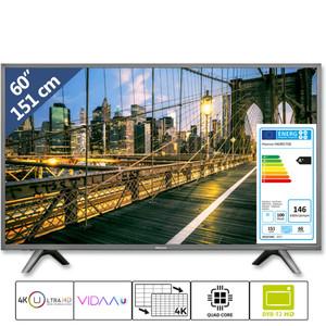 Hisense 60´´ 151 cm 4K Ultra HD TV H60N5708