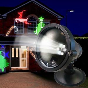 Laser-Projektor »Weihnachten« mit Fernbedienung und Timer