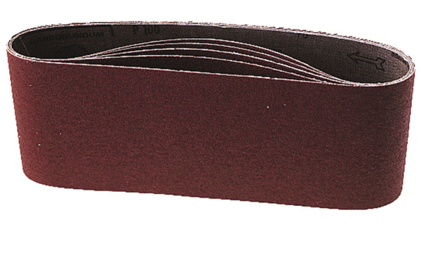 Schleifbänder K100 - 5 Stück Makita