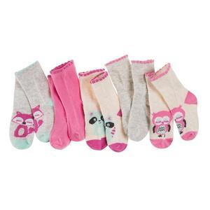 Baby Socken 5er Pack für Mädchen