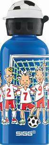 SIGG Trinkflasche Kids Alu Fußballteam 0.4l