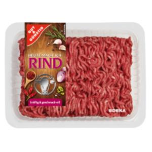 Gut & Günstig Rinderhackfleisch
