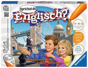 tiptoi Sprichst Du Englisch?