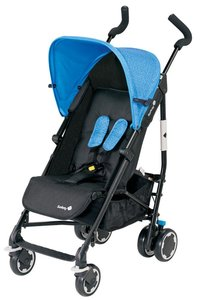 Safety 1st Compa City Buggy Pop Blue