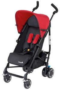 Safety 1st Compa City Buggy Optical Red