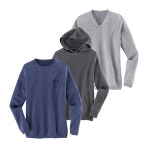 LUCIANO  Pullover, Seide / Kaschmir