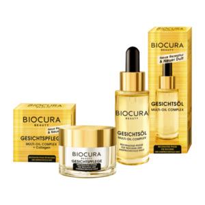 BIOCURA  Gesichtsöl / -pflege