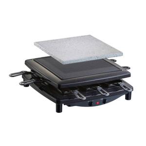 Steba Raclette-Grill RC 3 Plus Schwarz | B-Ware