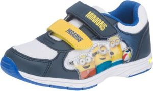 MINIONS Kinder Sneakers Blinkies Gr. 30 Jungen Kinder