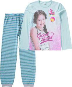 Disney Soy Luna Schlafanzug Gr. 128 Mädchen Kinder
