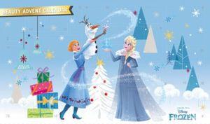 Frozen Kosmetik Adventskalender 2018