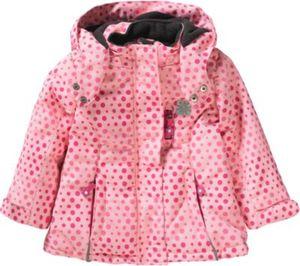 Winterjacke mit abnehmbarer Kapuze Gr. 110 Mädchen Kleinkinder