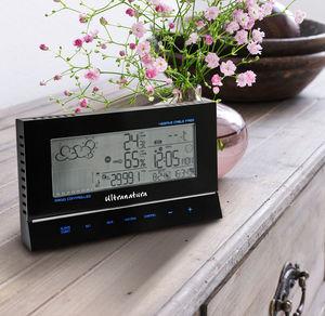 Wetterstation mit Sensor für den Außenbereich