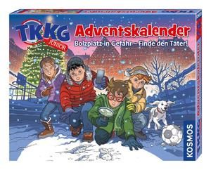 KOSMOS TKKG Junior Adventskalender