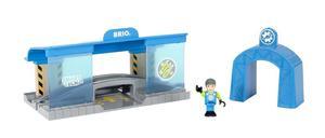 BRIO Smart Tech Eisenbahn-Werkstatt