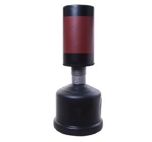HOMCOM Standboxsack 3-fach höhenverstellbar   Punching Ball Set Boxdummy Boxsack