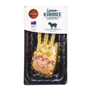 MEINE METZGEREI     Lamm-Karree
