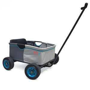 Hauck Eco Uno Stone Transportwagen mit Sitzpolster für 1 Kind, zusammenklappbar; T93207