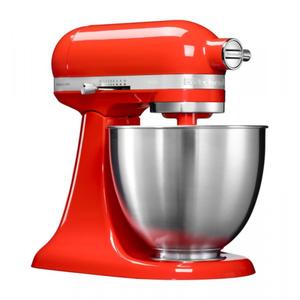 KitchenAid Küchenmaschine 3,3 l, 250 W, Rot