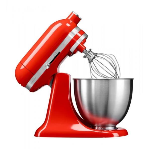 KitchenAid Küchenmaschine 3,3 l, 250 W, Rot von real,- für 337 ...