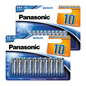 Panasonic Evolta Batterien