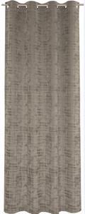 ESPRIT Scratch Samt-Vorhang 140 x 250 cm, Farbe Sand