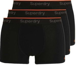 Superdry Orange Label Sport Trunk im 3er-Pack für Herren in der Größe S