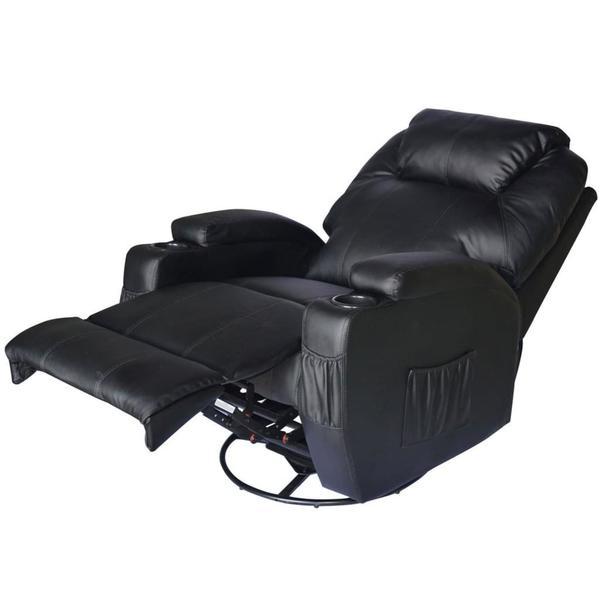 Homcom Tv Sessel Mit Massage Und Warmefunktion Massagesessel